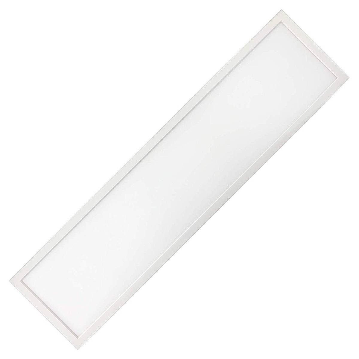 Simple Lighting 36w LED Panel, 1200x300mm Cool, Warm & Natural White