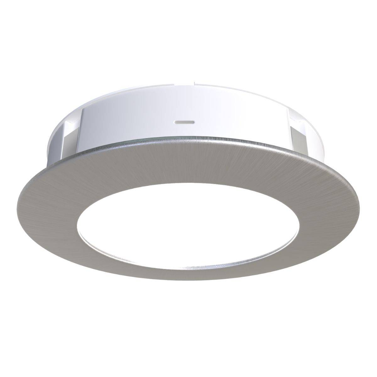 Simple Lighting 240v Mains LED Recessed Under Cupboard Light - Natural or Warm White