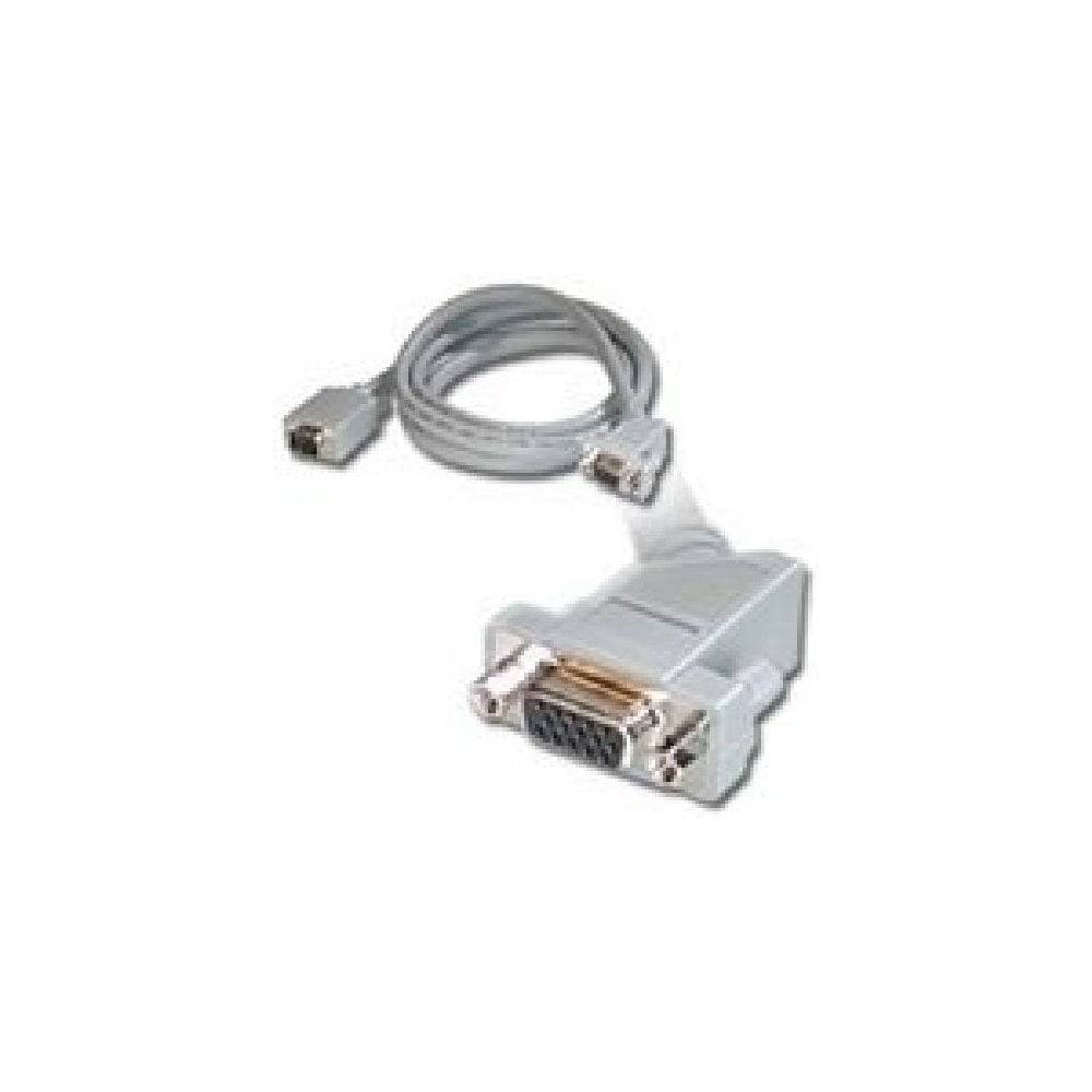 C2G 3m Monitor HD15 M/F cable