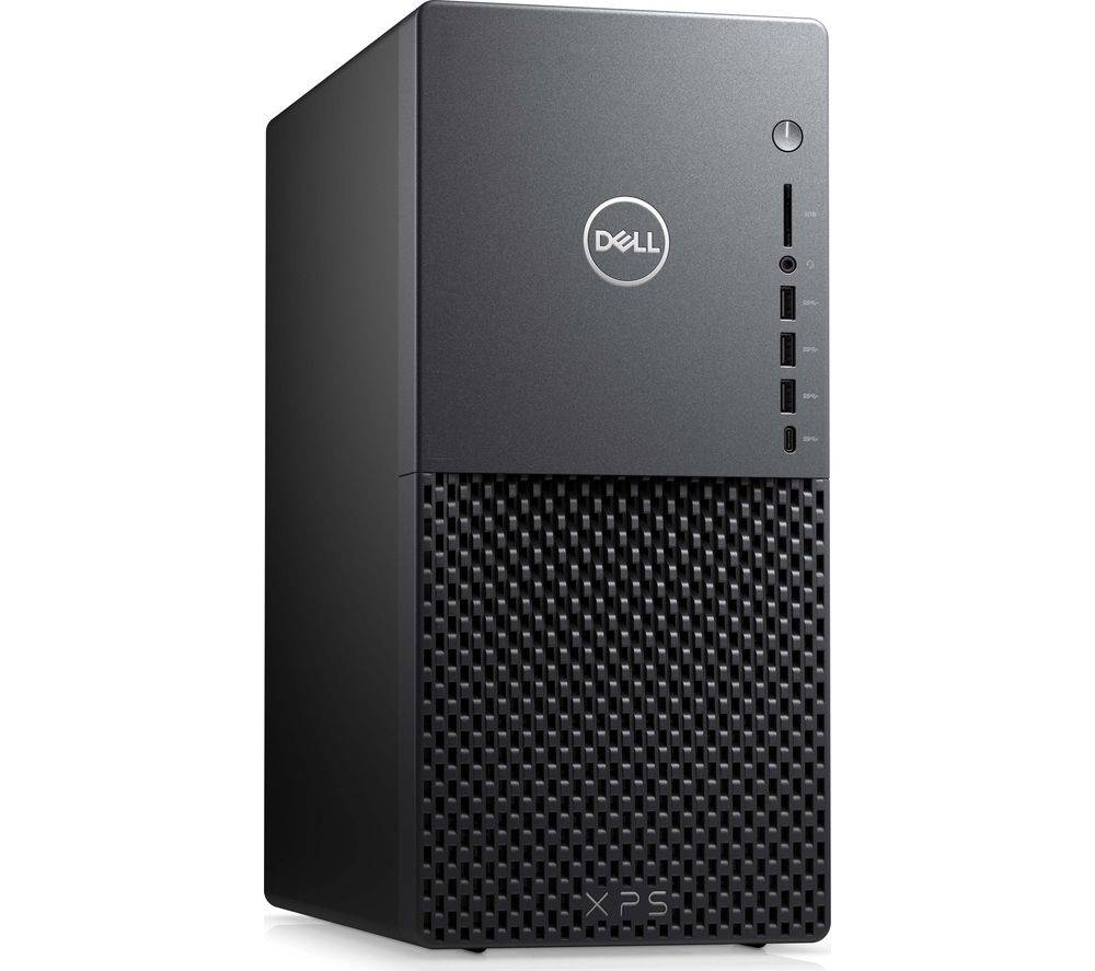 DELL XPS DT 8940 Desktop PC - Intel®Core™ i7, 1 TB HDD & 512 GB SSD, Black, Black