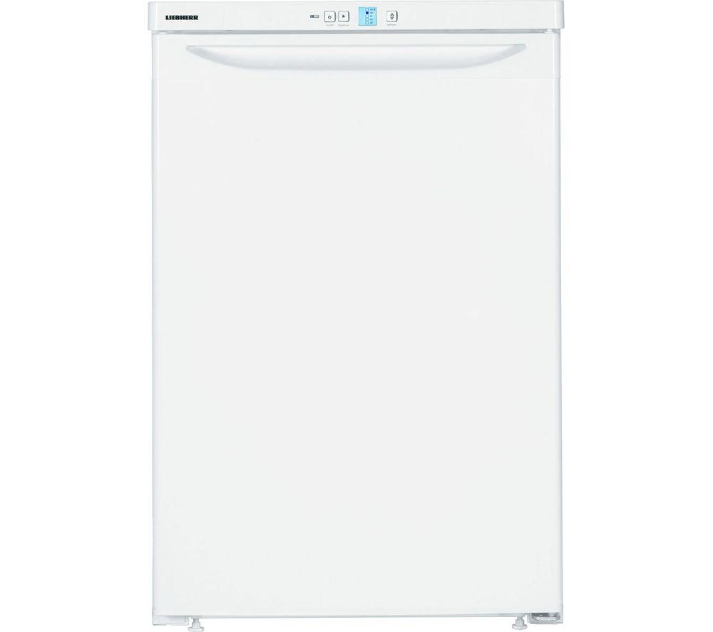 LIEBHERR G1213 Undercounter Freezer - White, White