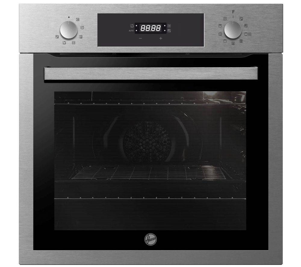 HOOVER H-OVEN 300 HOC3E3858IN Electric Oven - Stainless Steel, Stainless Steel