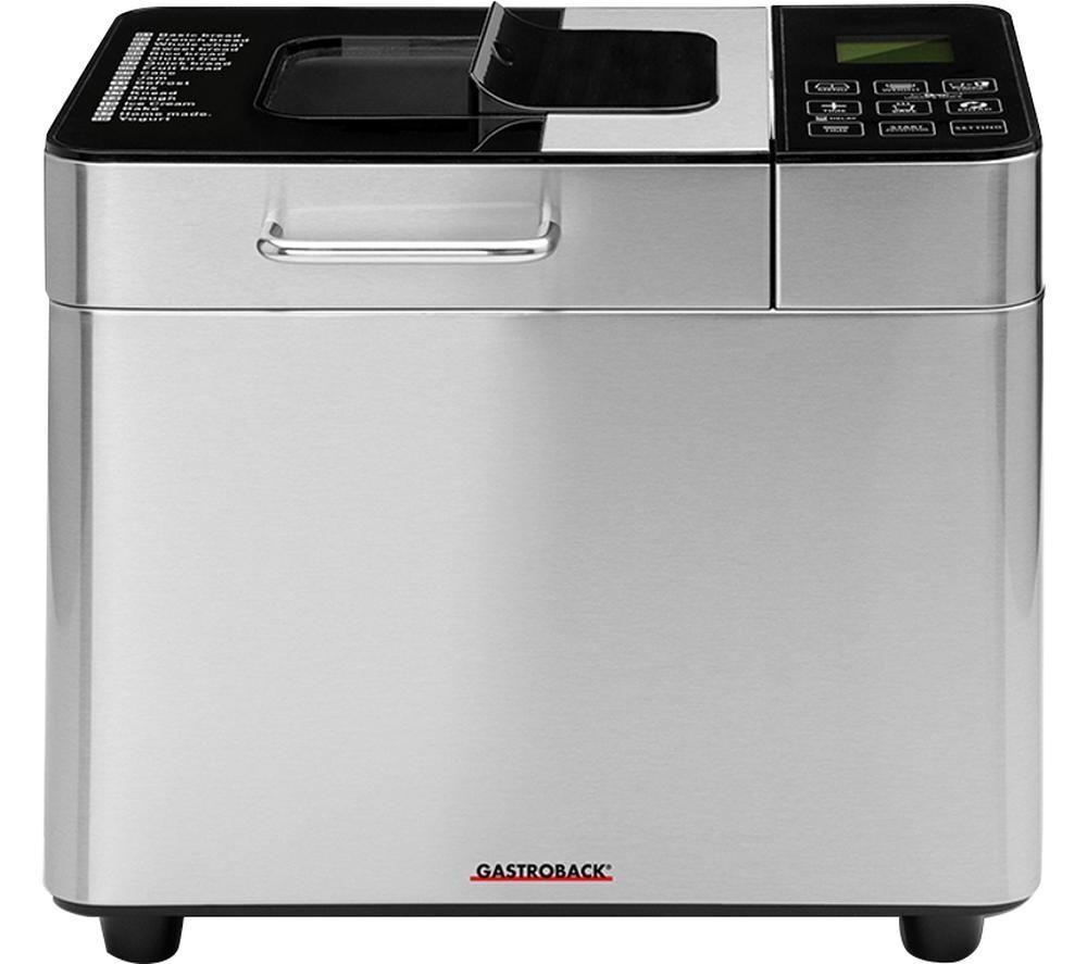 GASTROBACK Design Advanced 62823 Breadmaker