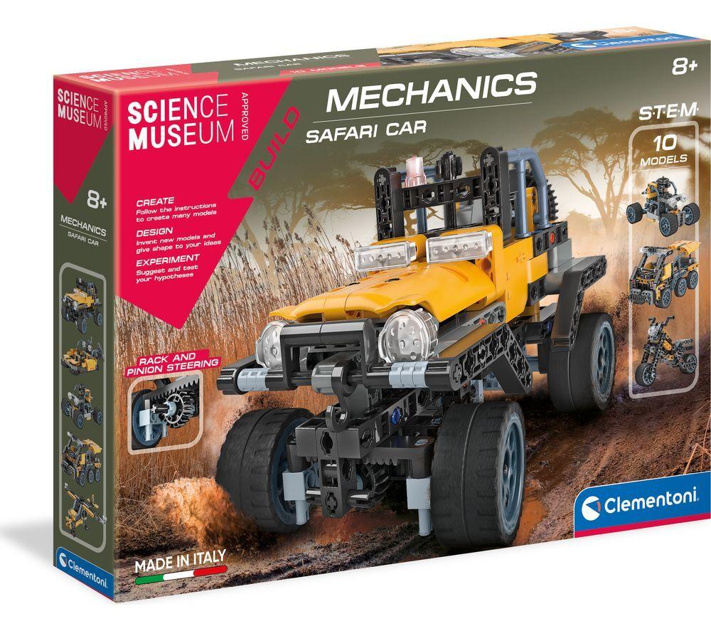SCIENCE MUSEUM Safari Jeep Kids Toy