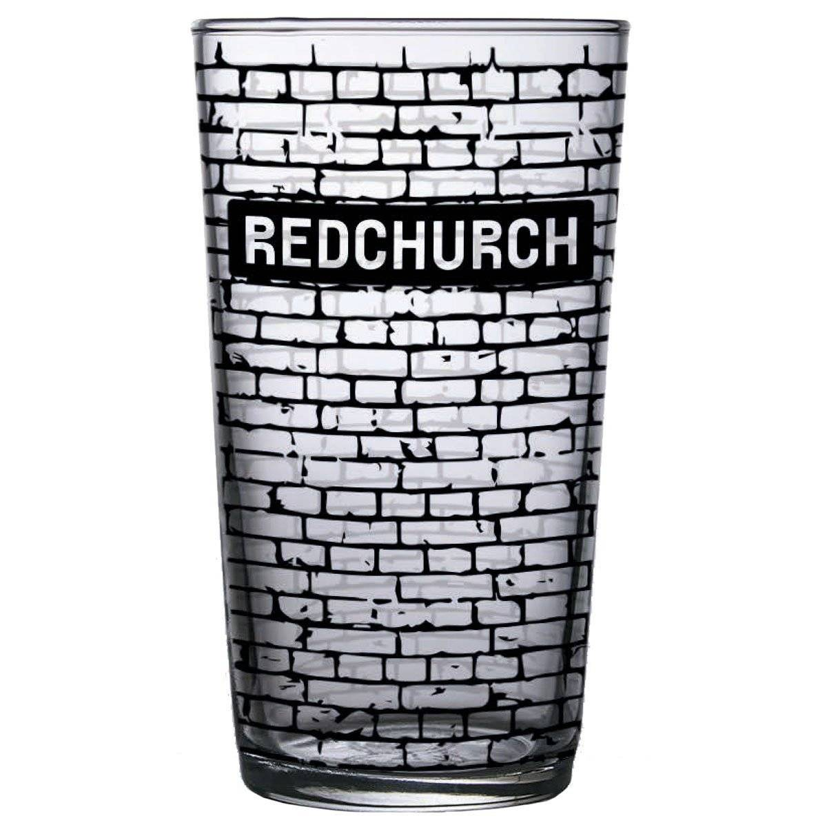 Redchurch Brewery Redchurch Beer Glass - 330ml size