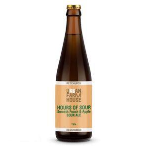 Redchurch Brewery Redchurch Urban Farmhouse Hours of Sour - Single 750ml Bottle