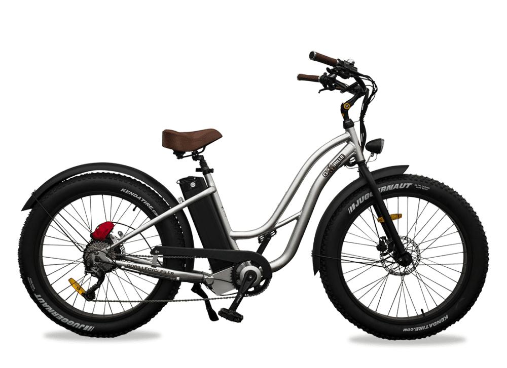 Gorille Ladies electric bike Gorille 25km/hr 730Wh Aluminium