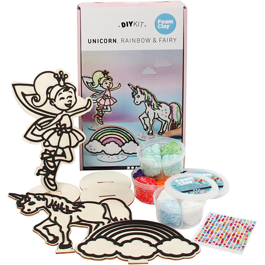 FoamClay Unicorn, 1 set