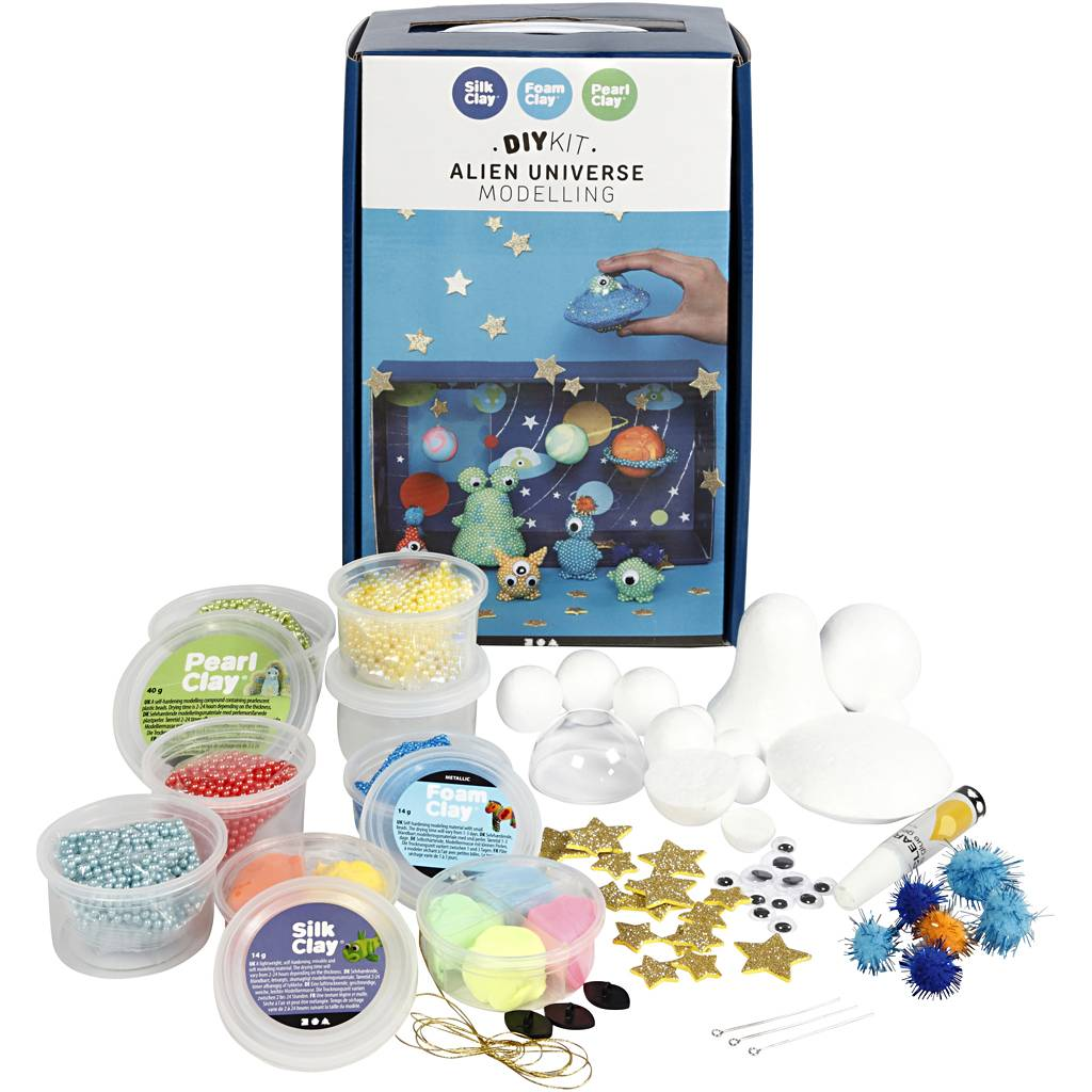 PearlClay Aliens´ Universe, 1 set