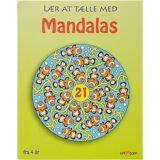 Creativ Company Mandala colouring books, Learn to count, 1 pc