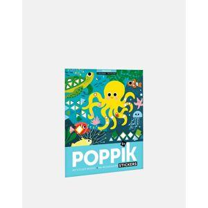 Poppik Panorama Aquarium Sticker Circus Multi Coloured