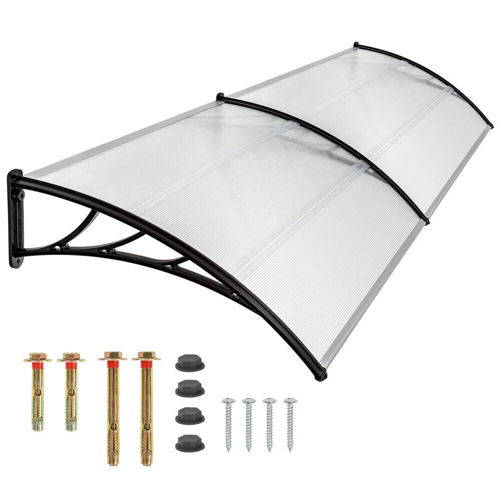tectake Canopy transparent - 300 cm