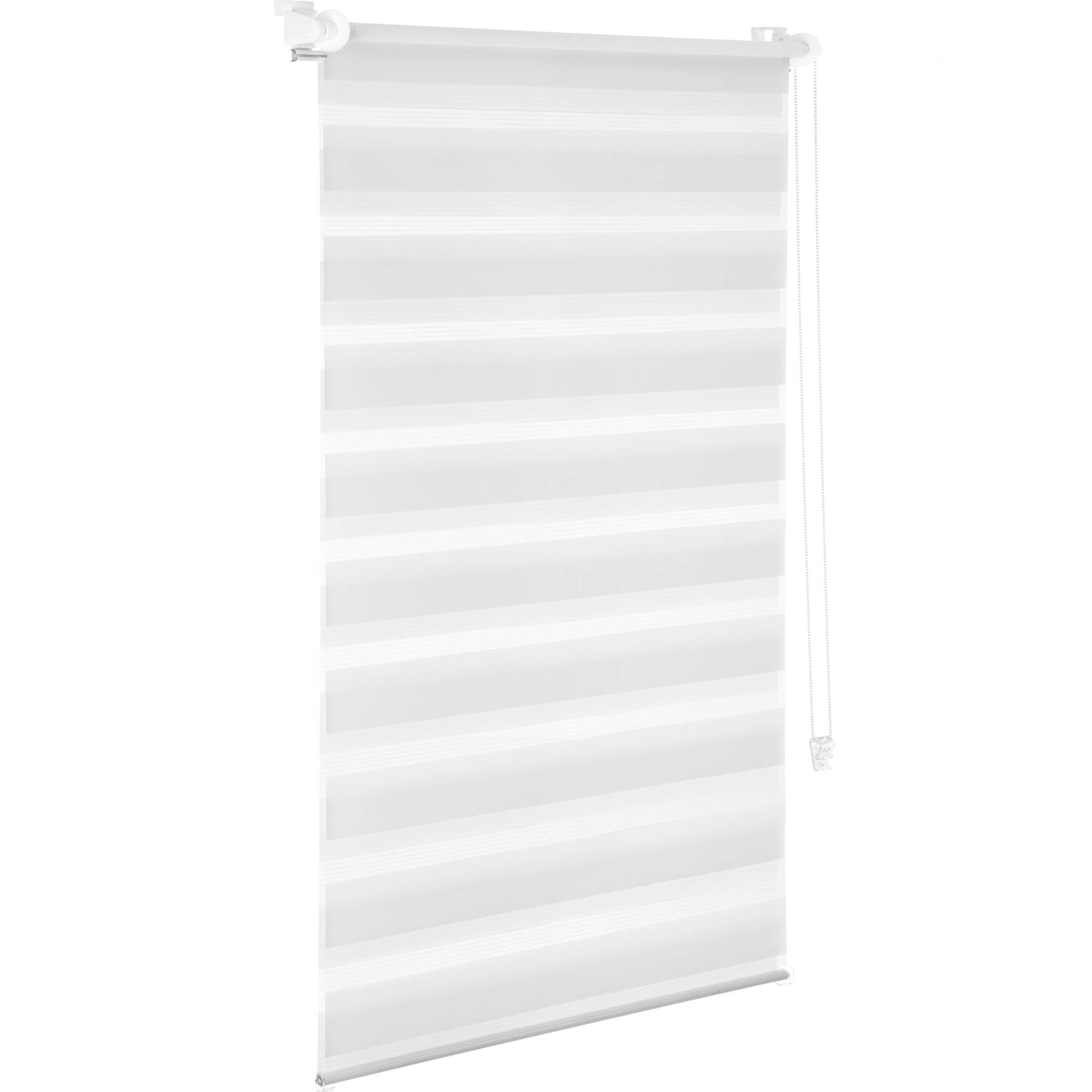 tectake Double roller blinds made of polyester - 63 x 120 cm