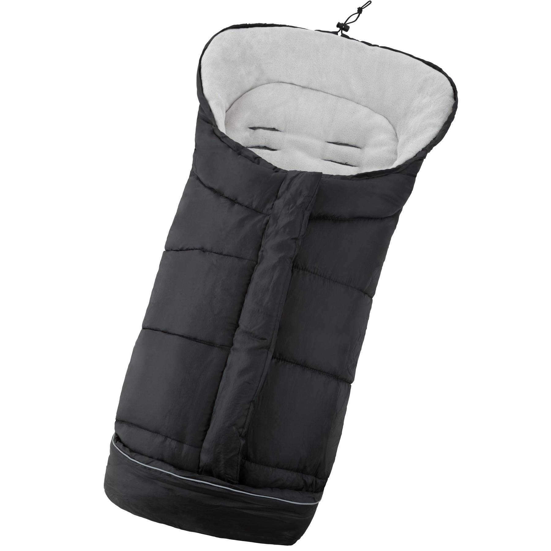 tectake Footmuff with thermal insulation - black
