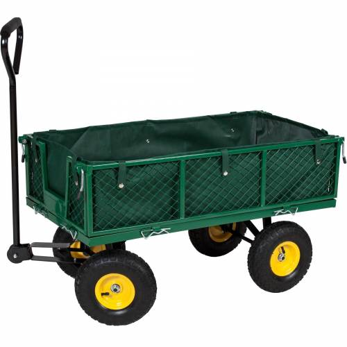 tectake Garden trolley with inne...