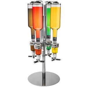 tectake Drink dispenser stand - 4