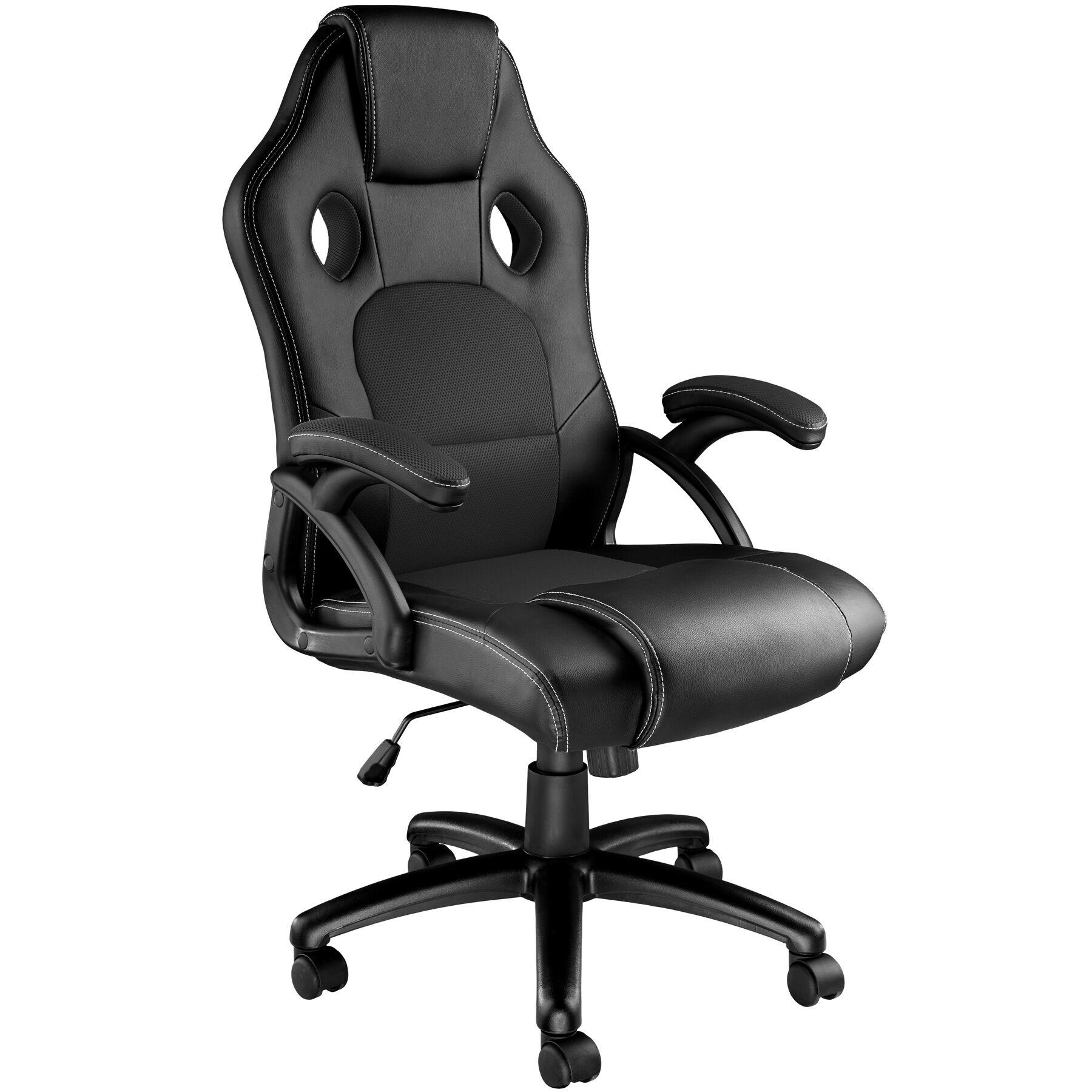 tectake Tyson Office Chair - black
