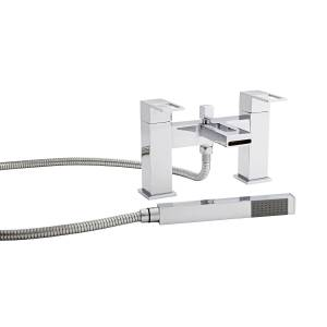 Kartell Kourt Bath Shower Mixer With Chrome