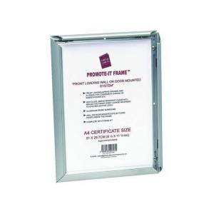 PHOTOALB PAC Promote It A3 Aluminium Frame - PHT00709