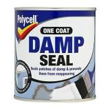Polycell One Coat Damp Seal 2.5L - Polycell