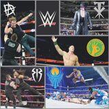 Debona - WWE Wallpaper Wrestling Superstars USA Raw Smackdown Kids Multi Coloured