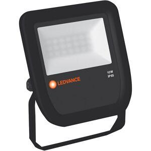Ledvance Spa - LEDVANCE 10W Integrated LED Floodlight Black - Cool White - F1040B-097407-420885