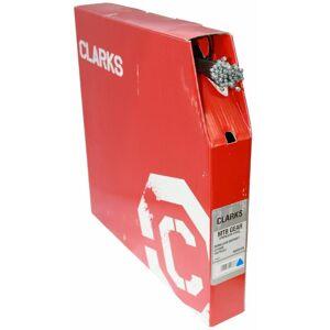 Clarks Universal Galvanised Inner Gear Wire, Tube Nipple, W1.1 x L2275mm, Fits A - W5056DB - Clarks