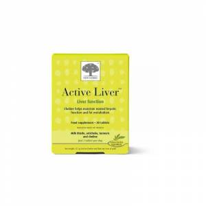 NEW NORDIC Active Liver Tablets - 30s - 85806 - New Nordic