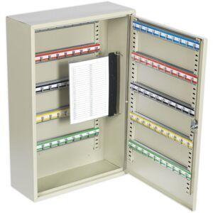 Sealey Key Cabinet 100 Key Capacity Deep - Sealey