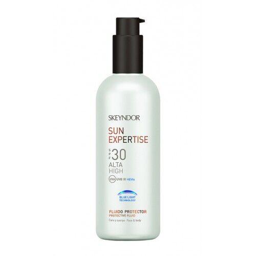 Skeyndor Sun Expertise Protective Sun Fluid SPF30 - With Blue Light Technology 200ml