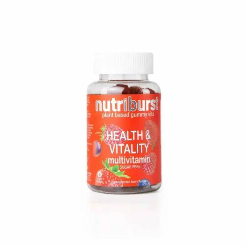 Nutriburst Health & Vitality Gum...