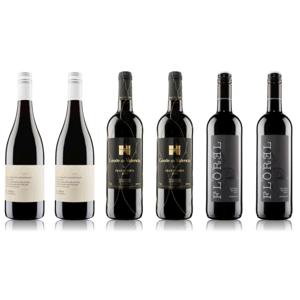 Virgin Wines Red Wine Case - 6 Bottle WineBank Welcome Offer
