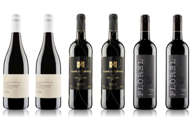 Virgin Wines Red Wine Case - 6 B...