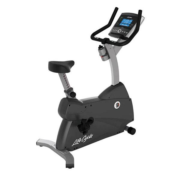 lifefitness Life Fitness C1 Exercise Cycle with Go console