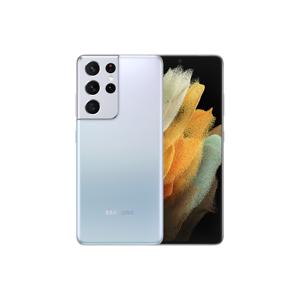 SAMSUNG Galaxy S21 Ultra 5G 256GB in Phantom Silver (SM-G998BZSGEUA)