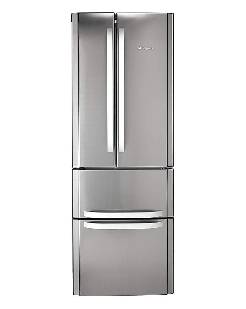 Hotpoint Fridge Freezer + INSTALL