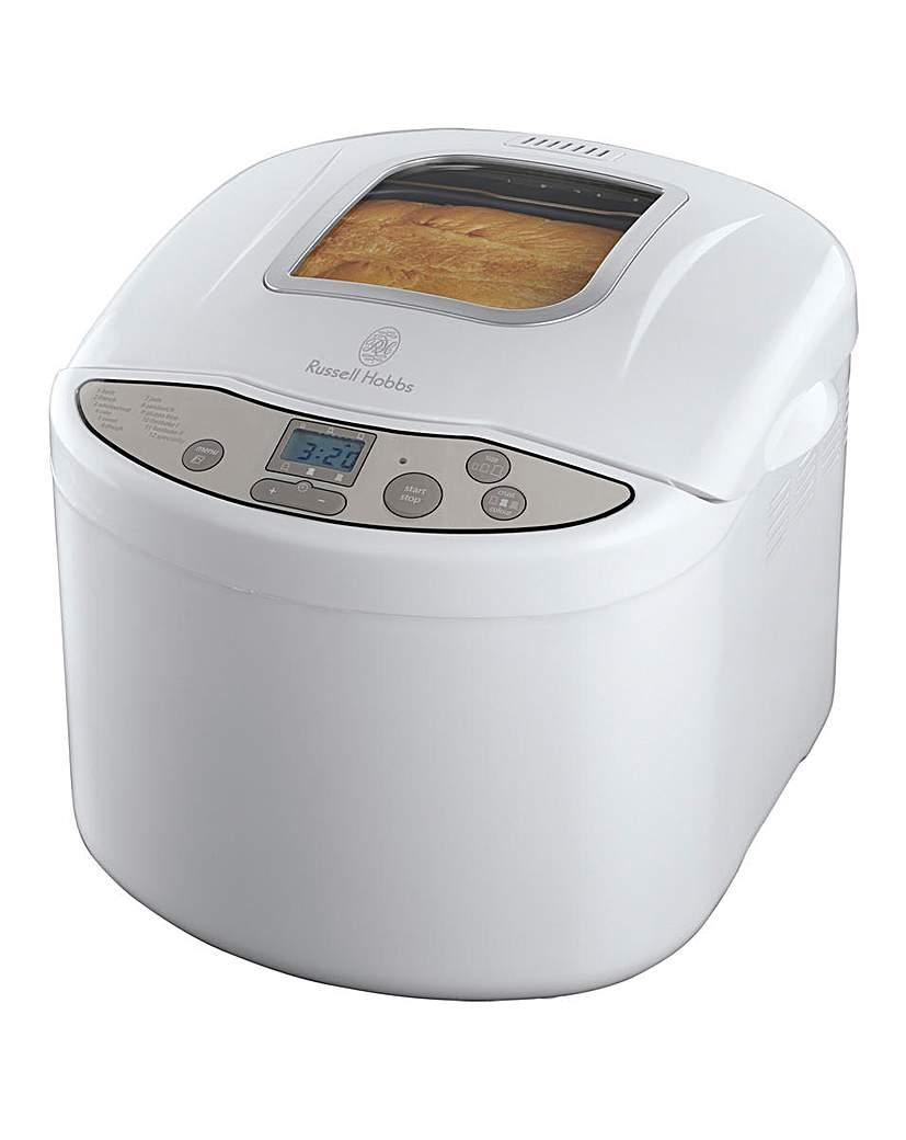 Russell Hobbs Compact White Breadmaker