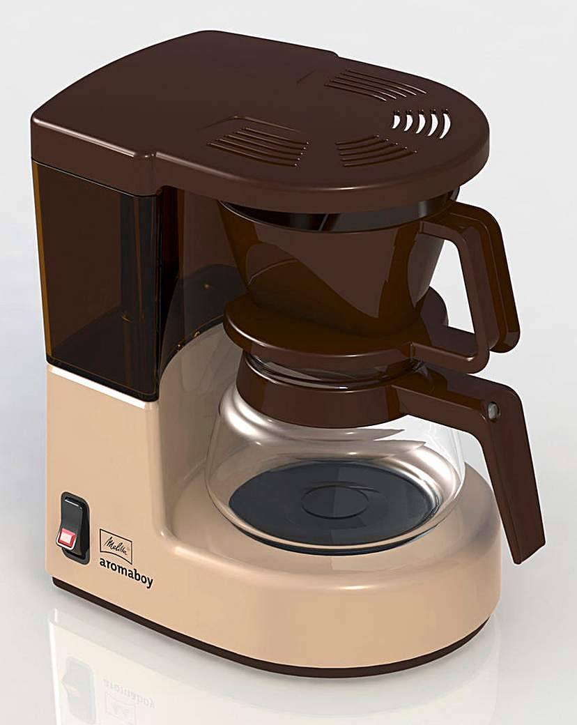 Melitta AromaBoy Filter Coffee Machine