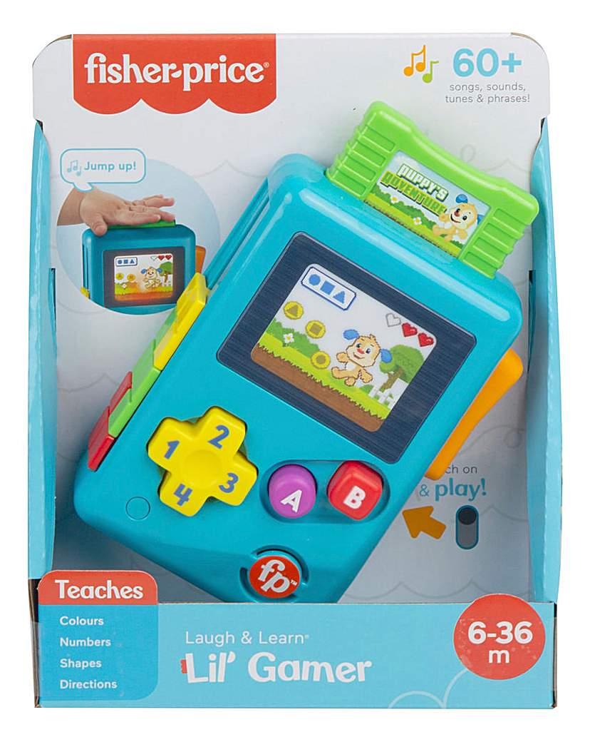 Fisher Price Fisher-Price Lil Gamer