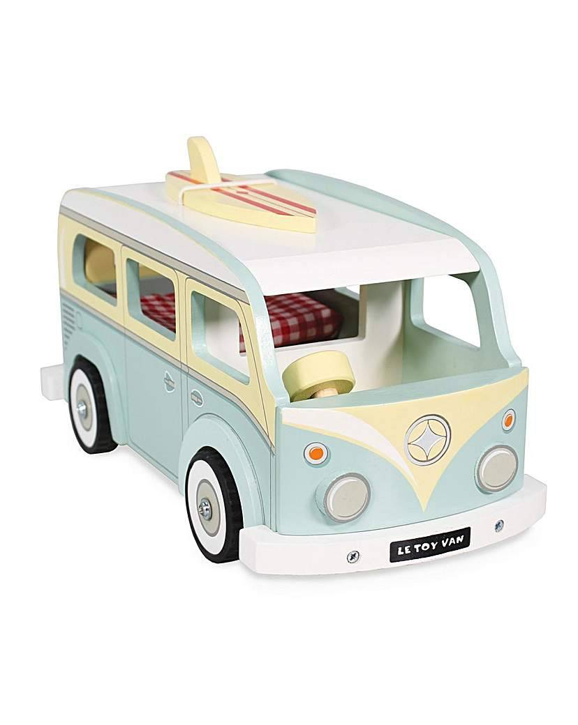 Le Toy Van Holiday Camper Van