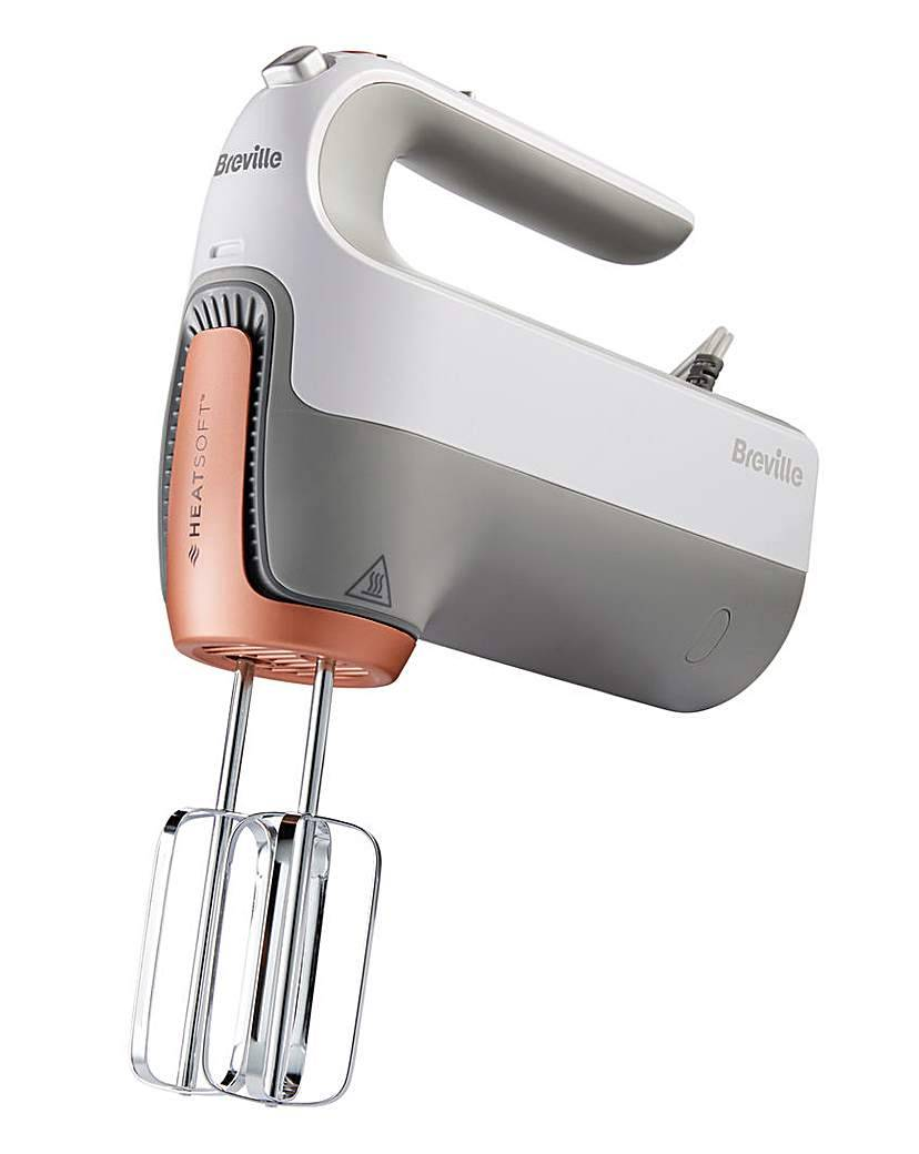 Breville VFM021 HeatSoft Hand Mixer