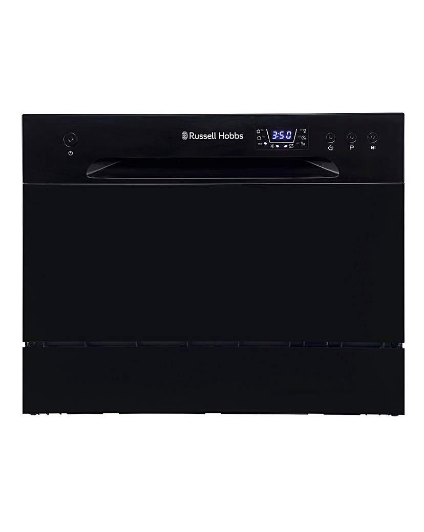 Russell Athletic RHTTDW6B Dishwasher Black