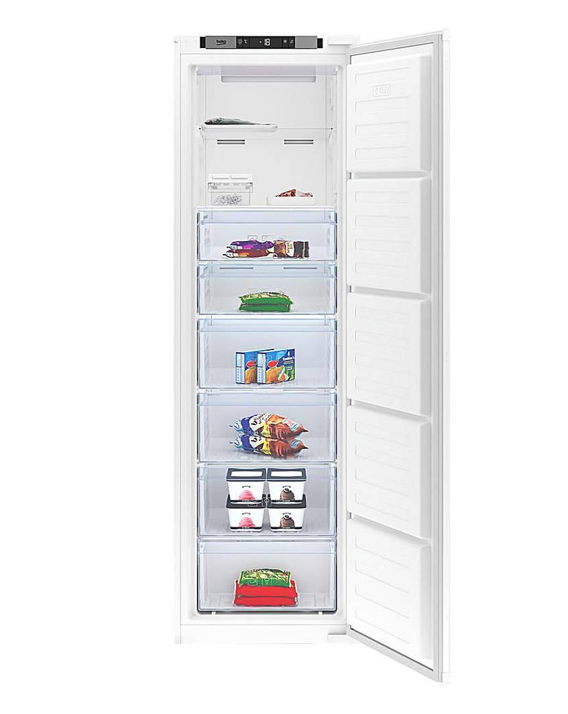 Beko Upright Freezer INTEGRATED BFFD3577