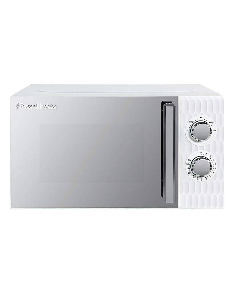 Russell Athletic Honeycomb Microwave