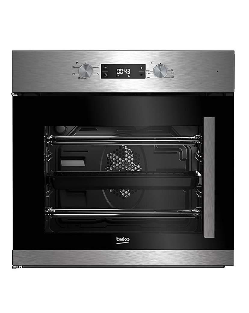 Beko BIF22300XL Single Oven Left Opener