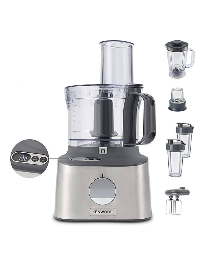 Kenwood Food Processor with Accessories