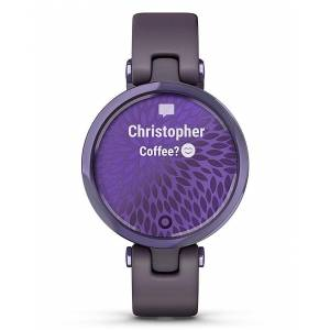 Garmin Lily Midnight Orchid  - Orchid