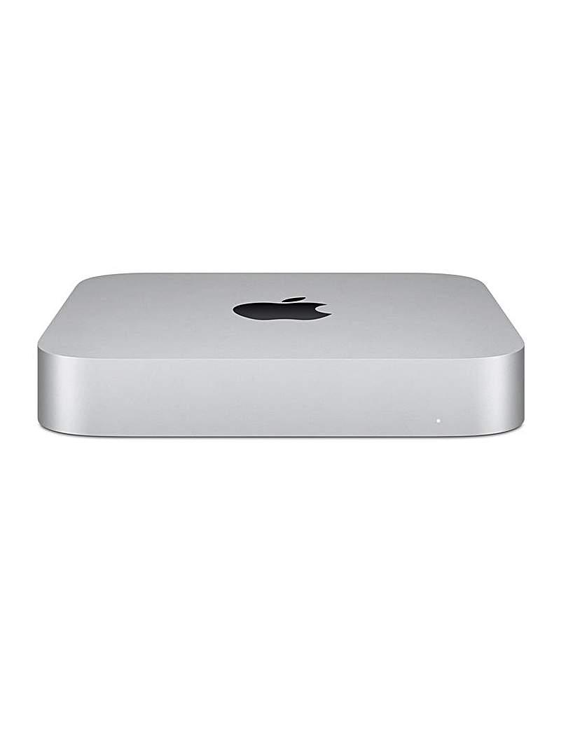 Apple Mac Mini 256GB with 8-Core CPU and GPU  - Silver