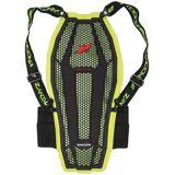 Zandona Esatech Pro Back Protector  - Yellow - Size: L