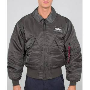 Alpha Industries CWU 45 Jacket Grey 3XL